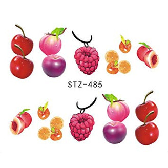 Water Slide Decals - Fruity STZ-485