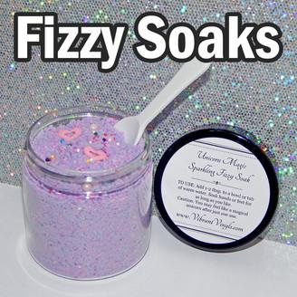 Sparkling Fizzy Soaks