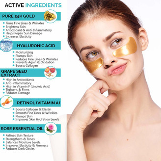 Under Eye Treatment Masks