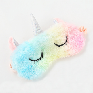 Rainbow Unicorn Sleep Mask