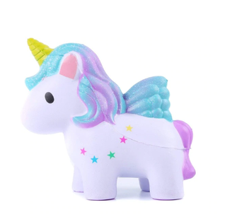 Squishy Unicorn Stress Toy