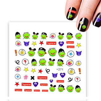 Water Slide Decals - Kermit +271