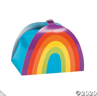 'Rainbow Sherbet' 1pc. Deluxe Box