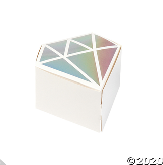 'Diamond' 1pc. Deluxe Box