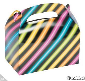 'Neon' 4pc. Deluxe Box