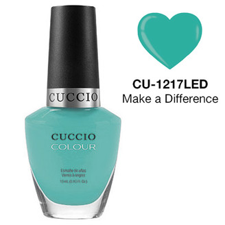 Cuccio Colour - Make A Difference