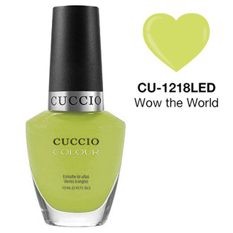 Cuccio Colour - Wow The World