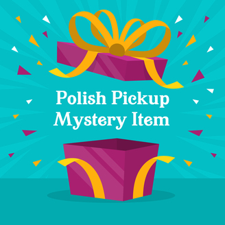 Polish Pickup Mystery Item