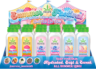 Hempz Summer Festival Body Lotion