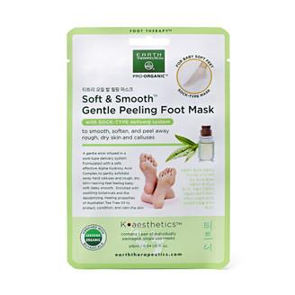 Earth Therapeutics - Gentle Peeling Foot Mask