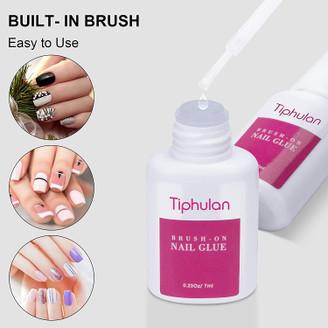 Tiphulan Brush on Nail Glue