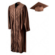 Male Cap, Gown & Tassel