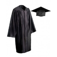Greybull High School Cap, Gown, Tassel and Stole