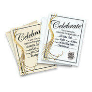 Graduation Party Invitations (10 qty)
