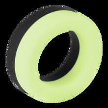 Femme Funn F-19 2 Tone C-Ring - Black/Glow Green