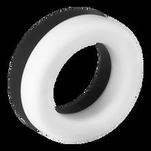 Femme Funn F-19 2 Tone C-Ring - Black/White