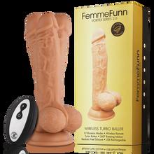 Femme Funn Vortex Series 2.0 Wireless Baller - Nude
