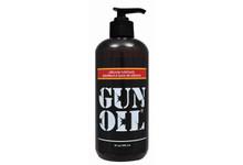 Gun Oil Silicone Lubricant 16 Oz W/ Pump