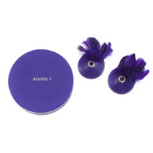 Rianne S Pasties Birds - Purple