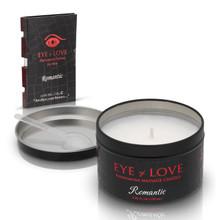 Eye of Love Pheromone Massage Candle 5oz – Romantic