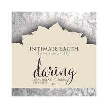 Intimate Earth Daring Men's Anal Relaxing Serum Foils