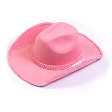 Sexy Pink Cowgirl Hat
