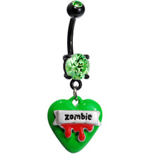 ZOMBIE BELLY RING 2