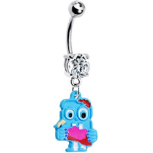 ZOMBIE BELLY RING 5