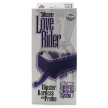 Love Rider Strap-On Hipster Harness with Probe