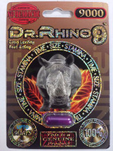 Dr. Rhino 9 Sexual Enhancement Pill