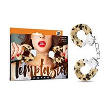 Temptasia Cuffs - Leopard