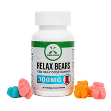 CBD Gummy Bears – 300 mg