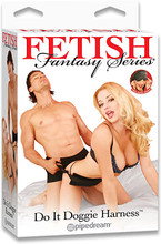 Fetish Fantasy Series - Do It Doggie Harness