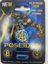 Poseidon Platinum 3500 Enhancement
