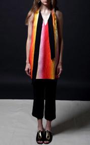 Luna Dress - Rainbow
