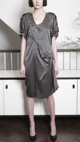 Conservation Dress - Stripe