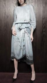 Virunga Dress - Diorama
