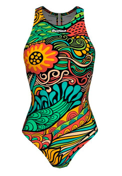 DELFINA FEMALE AMAZON WATER POLO SUIT
