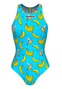 DELFINA FEMALE BANANAS WATER POLO SUIT