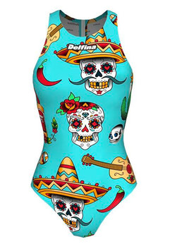 DELFINA FEMALE MEXICO WATER POLO SUIT