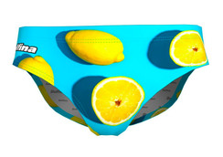 DELFINA MALE LEMONS WATER POLO SUIT