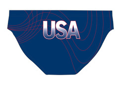 DELFINA MALE USA WATER POLO SUIT