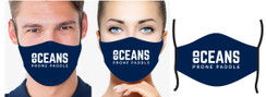 CUSTOM BRANDED REUSABLE FACE MASKS - YOUR LOGO HERE