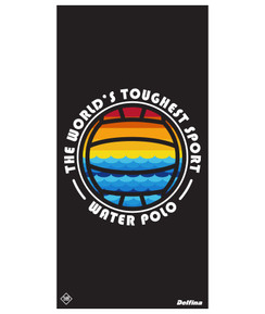 DELFINA TOWEL - WATER POLO WORLD'S TOUGHEST SPORT