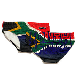 DELFINA MALE SOUTH AFRICA WATER POLO SUIT