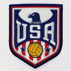 PATCH - WATER POLO USA