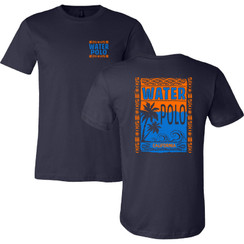 S&R SPORT WATER POLO TEE