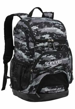 SPEEDO TEAMSTER BACKPACK CAMO - 35L