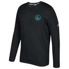 ADIDAS 'IN THE WATER' CREW SWEATSHIRT