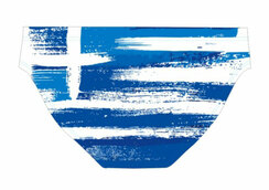 DELFINA MALE GREECE WATER POLO SUIT